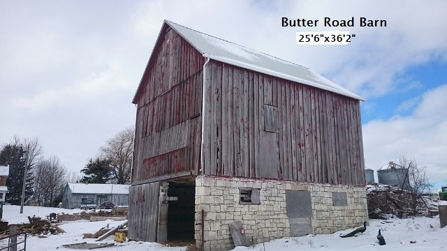 Butter Road Barn