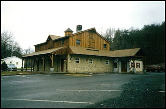 Chimney Rock Restaurant