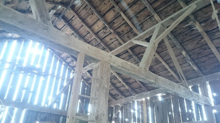 Port Perry Barn.